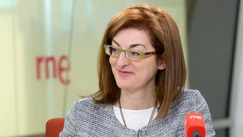 """24 horas - Maite Pagazaurtundúa (UPyD): """"A la sociedad vasca siempre le hemos resultado incómodos"""" - 01/07/16 - Escuchar ahora"""