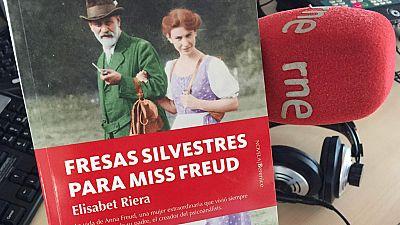 Las mañanas de RNE - 'Fresas silvestres para miss Freud' o la ignorada historia de una de las hijas de Sigmund Freud - Escuchar ahora