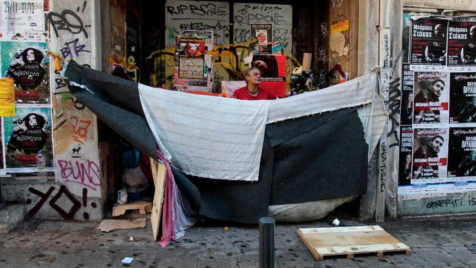 En la calle, alguien - Personas sin techo, un reto también en verano - 11/08/16 - Escuchar ahora