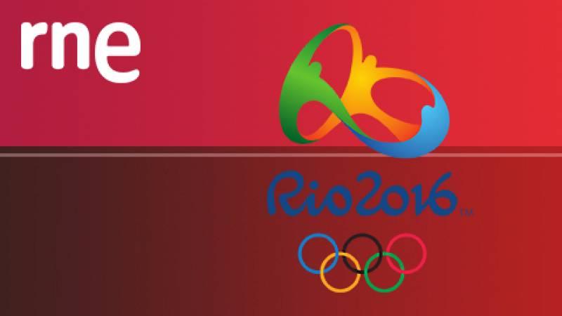 Juegos Olímpicos Río 2016 - 19/08/16 (2) - escuchar ahora