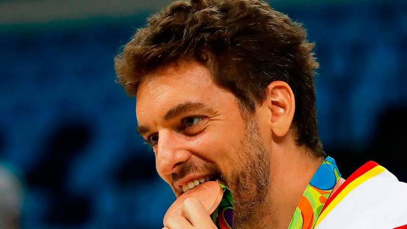 """Especial Juegos Olímpicos Río 2016 - Pau Gasol: """"Se siente muchísimo orgullo"""" - Escuchar ahora"""
