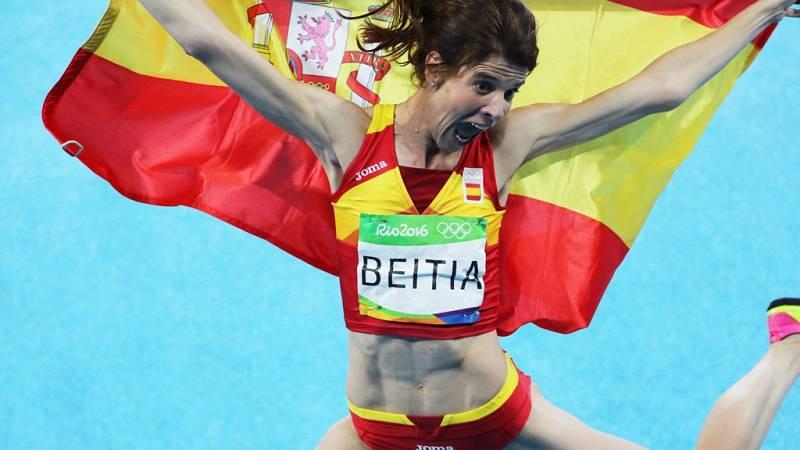 Juegos Olímpicos Río 2016 - Escucha la narración de las 17 medallas conseguidas por España - 22/08/16 - Escuchar ahora