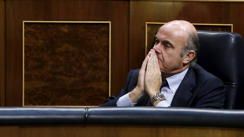 Diario de las 2 - La oposición pide que Guindos explique en un pleno urgente la designación de Soria - Escuchar ahora