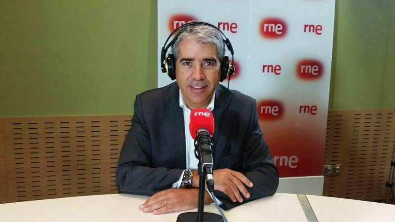 Las mañanas de RNE - Homs no renuncia al referéndum tras su reunión con Sánchez - Escuchar ahora