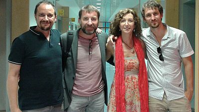 De película - 'Tarde para la ira' en 'Gernika' - 10/09/16 - escuchar ahora