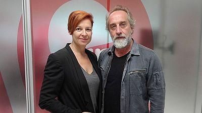 Las mañanas de RNE - Gonzalo de Castro y Elisabet Gelabert  'Idiota', una comedia negra en el Pavón Teatro Kamikaze