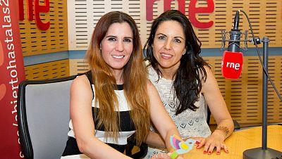 """Abierto hasta las dos - Diana Navarro:  """"Para amar a otro, hay que amarse a uno mismo"""" - 18/09/16 - escuchar ahora"""