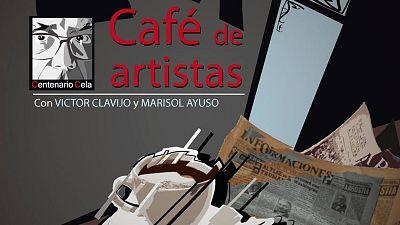 Ficción sonora - Café de Artistas - 21/09/16 - Escuchar ahora