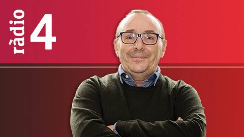 Catalunya Exprés Magazine - 40 anys de Ràdio 4. 'Un hora amb Jaume Sisa'
