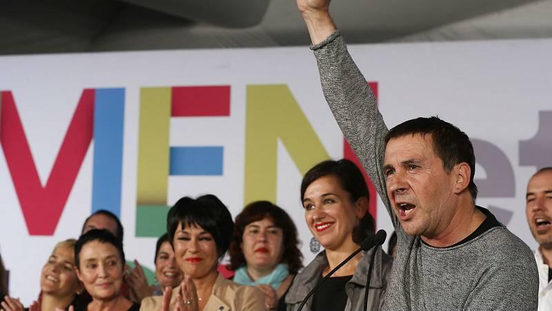 """Especial elecciones Galicia y P. Vasco - Otegui: """"El asalto a los cielos comienza hoy"""" - Escuchar ahora"""