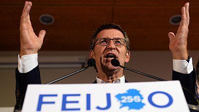 """Las mañanas de RNE - Feijóo (PP): """"La política útil es la única política que tiene futuro"""" - Escuchar ahora"""