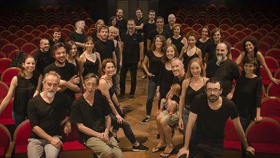 La Sala - Nos instalamos en El Pavón. Teatro Kamikaze - 01/10/16 - escuchar ahora