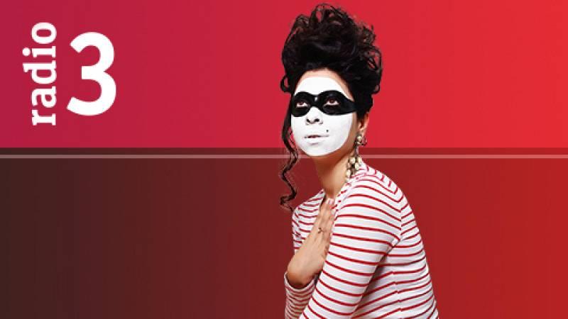 Dramedias con Paloma Cortina - La Trascénica: Sandra Vicente - 02/10/16 - Escuchar ahora