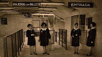 Memoria de delfín - Próxima estación... Metro de Madrid (1919-2016) - 17/10/16 - escuchar ahora
