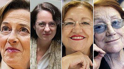 Las mañanas de RNE - Celebramos con Julia Navarro, Marta Sanz, Inma Chacón y Rosa Regás el Día de las escritoras - Escuchar ahora