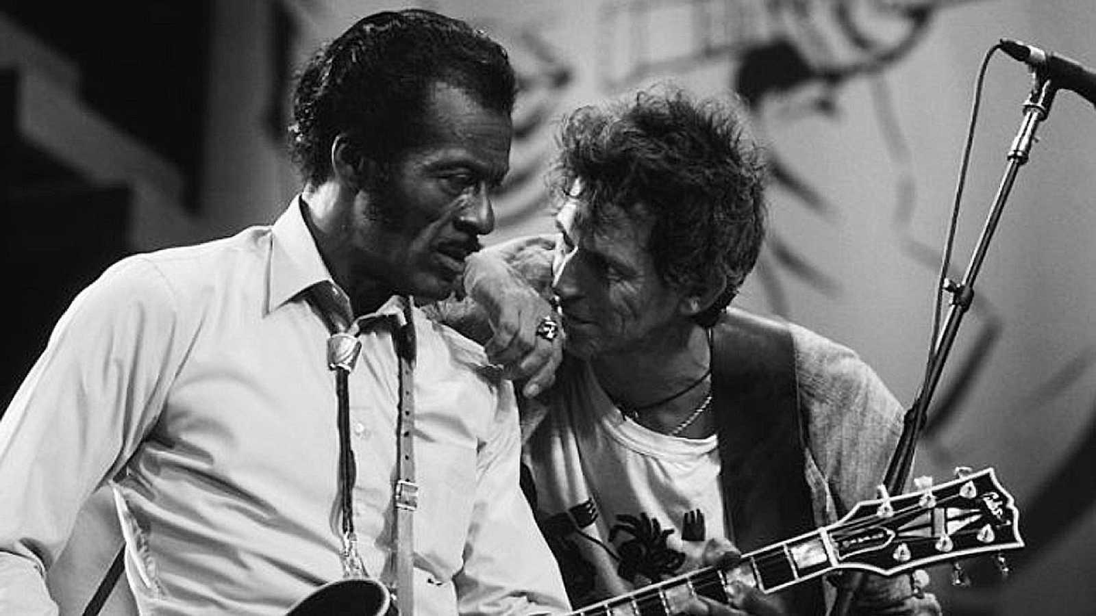 Hoy empieza todo con Ángel Carmona - Chuck Berry y 'La gran adicción' - 18/10/16 - escuchar ahora