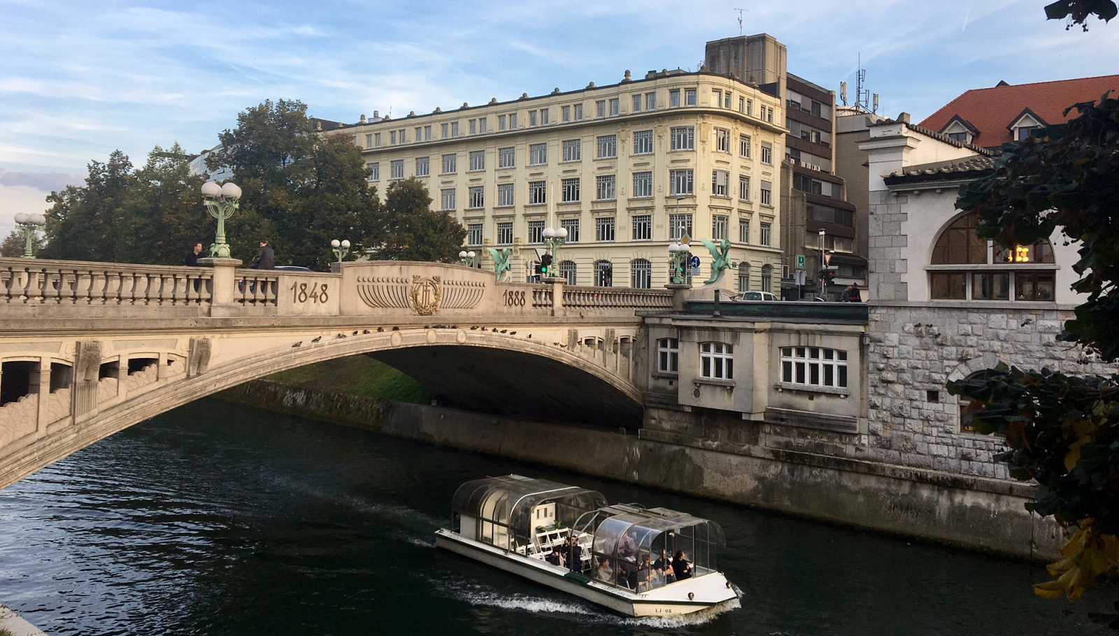 Global 5 - Liubliana (I): Capital Verde Europea 2016 - 19/10/16 - Escuchar ahora