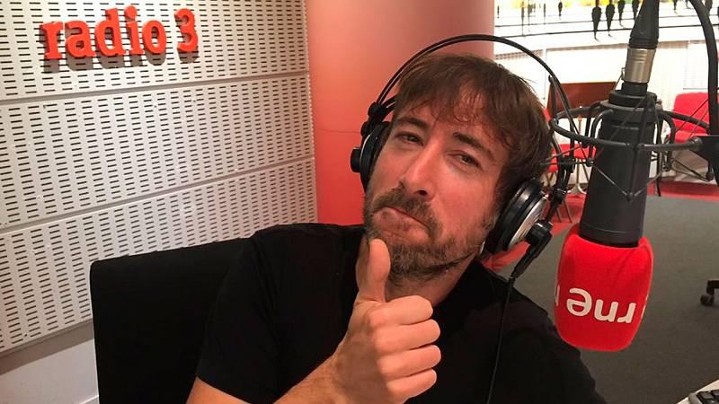 Hoy empieza todo con Ángel Carmona - Muchachito, presentador de Hoy Empieza Todo - 19/10/16 - escuchar ahora