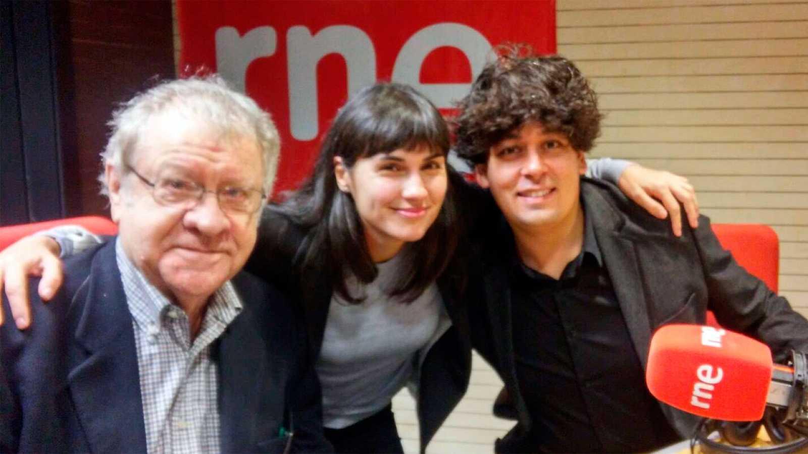 Hoy empieza todo con Marta Echeverría - Barriupedia - Lorca en Galicia - 27/10/16 - Escuchar ahora