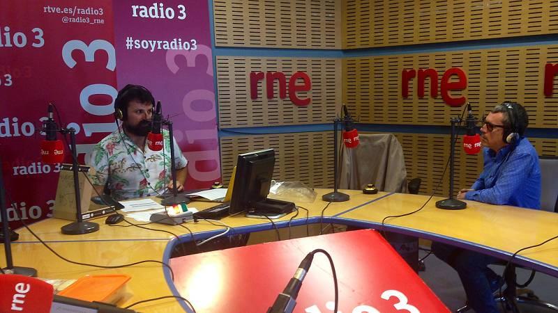 Hoy Empieza Todo con Ángel Carmona - Iván Ferreiro: entrevista y acústico presentando 'Casa' - 28/10/16 - Escuchar ahora