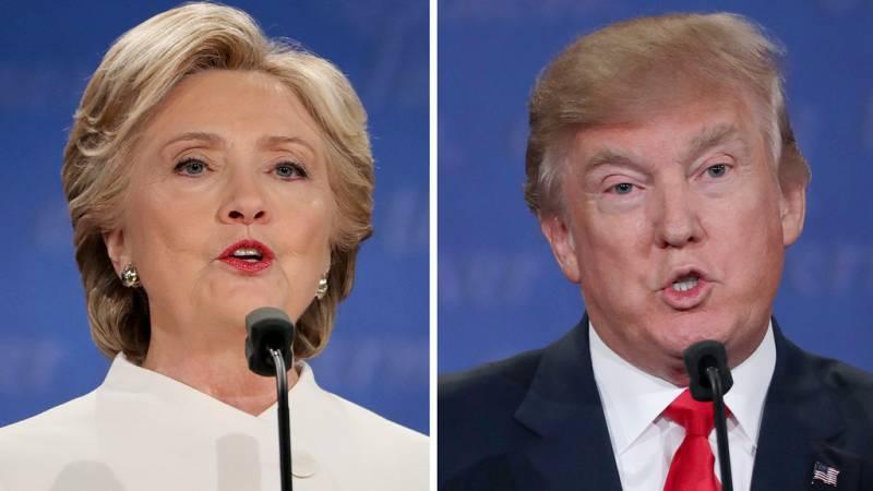 Las mañanas de RNE - Las claves de la campaña electoral de Clinton y Trump según sus asesores en España - Escuchar ahora