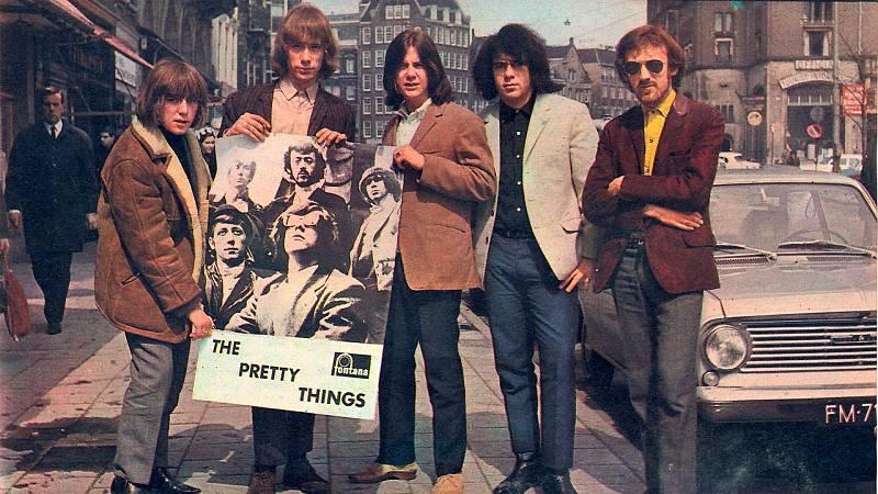 El Sótano - Una charla con The Pretty Things - 09/11/16 - escuchar ahora