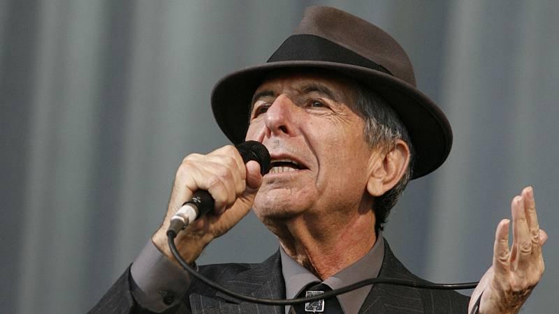 Las mañanas de RNE - Muere el legendario cantautor canadiense Leonard Cohen - Escuchar ahora