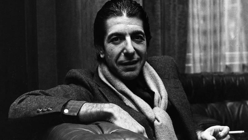Hoy empieza todo con Ángel Carmona - So long, Leonard Cohen - 11/11/16 - escuchar ahora