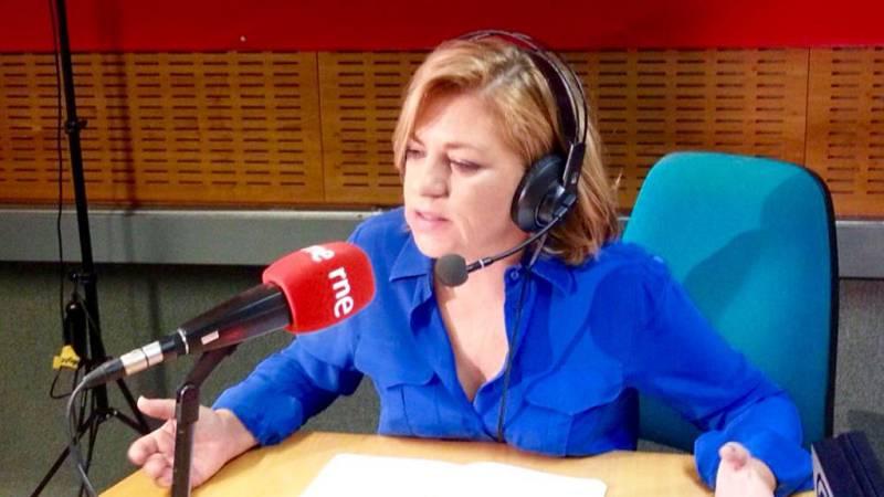 Las mañanas de RNE - Elena Valenciano, partidaria de que el PSOE no rompa con el PSC - Escuchar ahora