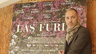 Las mañanas de RNE - 'Las furias', el primer largometraje de Miguel del Arco - Escuchar ahora