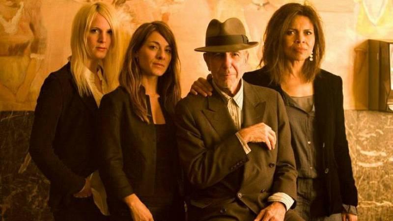 Como lo oyes - Ellas y Leonard Cohen - 11/11/16 - escuchar ahora