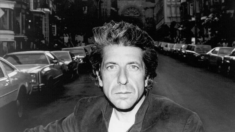 Música con subtítulos - Leonard Cohen - 12/11/16 - escuchar ahora