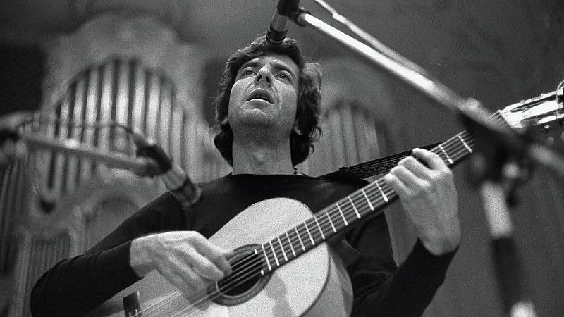 """""""Los discos más redondos"""" - Pancho Varona - Leonard Cohen - Escuchar ahora"""