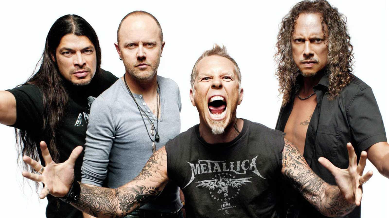 El vuelo del Fénix - Metallica nos habla de su nuevo disco - 17/11/16 - escuchar ahora