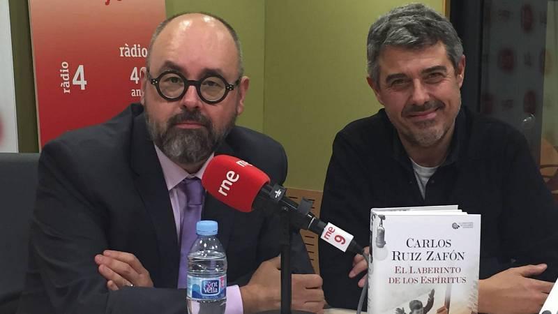 Anem de tarda - Carlos Ruiz Zafón: 'El laberint dels esperits'