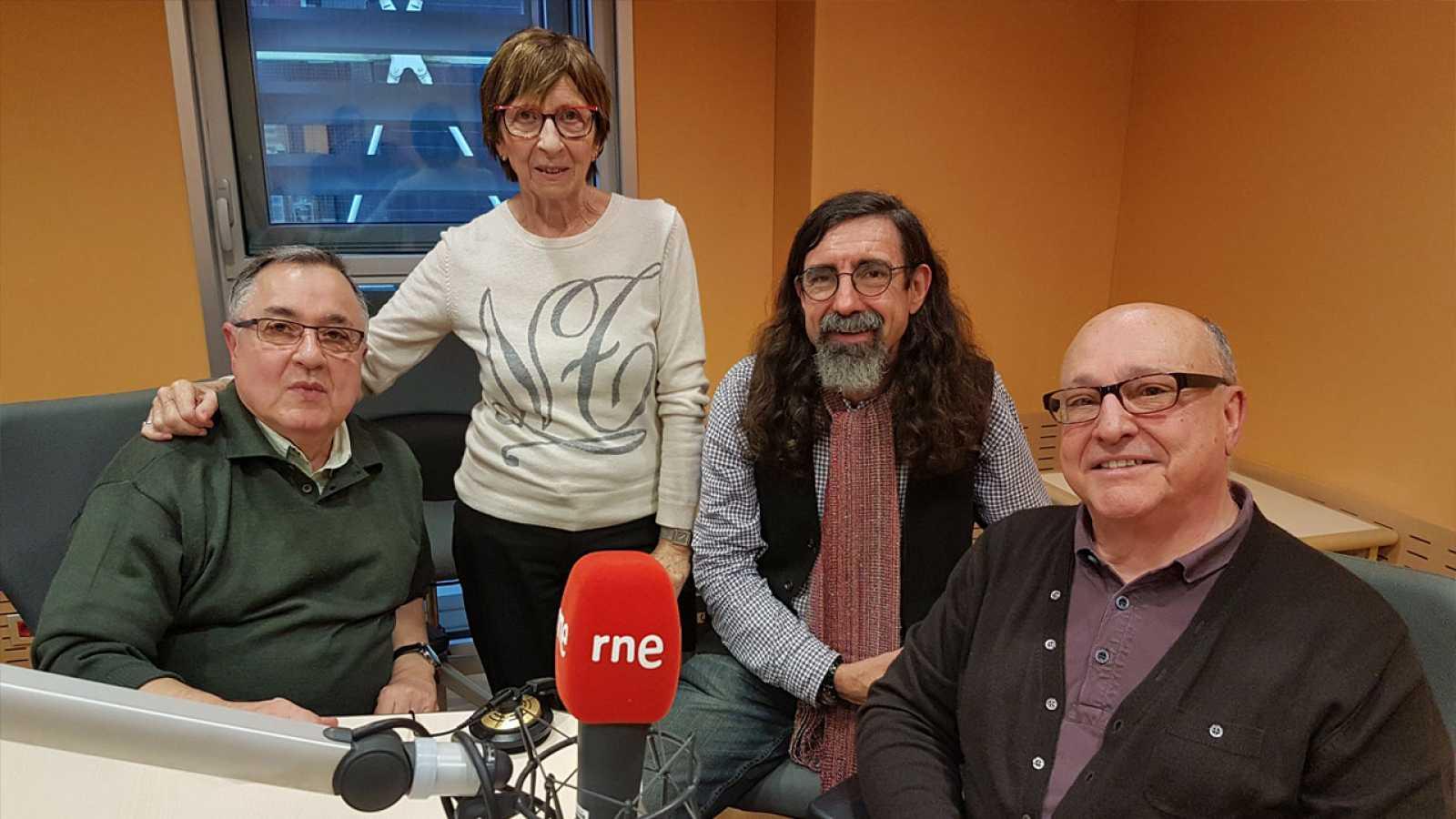 L'altra ràdio - Especial de L'altra ràdio, amb motiu dels 40 anys de Ràdio 4