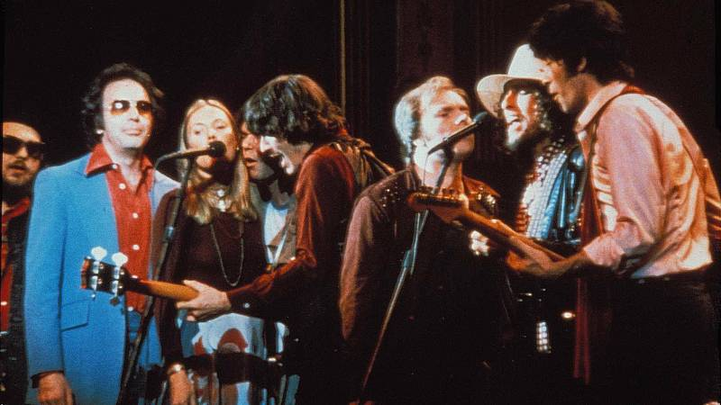Como lo oyes - The Last Waltz: 40º Aniversario - 23/11/16 - escuchar ahora