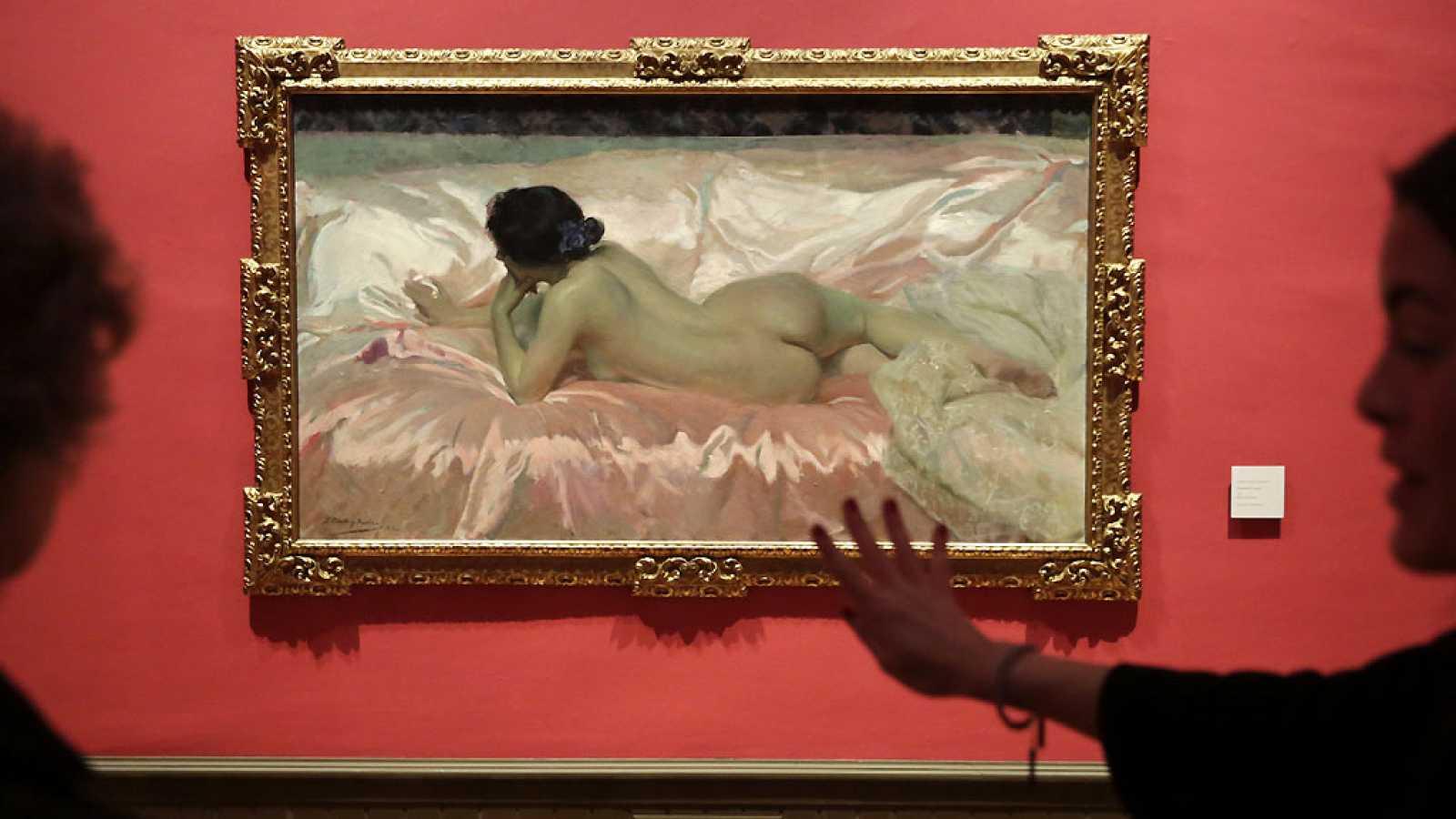 Esto me suena. Las tardes del Ciudadano García - 'Sorolla en París', una exposición sobre la etapa del pintor en la capital francesa - Escuchar ahora