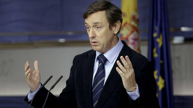 """Las mañanas de RNE - Rafael Hernando: """"En el PP no hay mala conciencia por la muerte de Rita Barberá"""" - Escuchar ahora"""