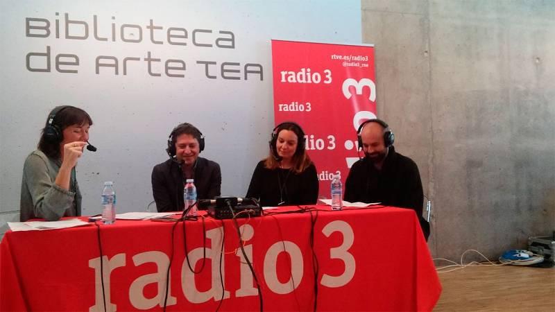 Hoy empieza todo con Marta Echeverría - Especial Diseño con Mariscal, Fontcuberta y más - 25/11/16 - escuchar ahora