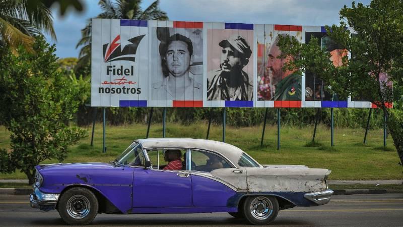 """Las mañanas de RNE - Juan Goberna: """"En Cuba los derechos humanos son ciencia ficción porque no se respetan"""" - Escuchar ahora"""