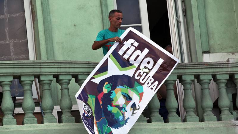 """Las mañanas de RNE - John Carlin: """"Hoy en el mundo no hay nadie a la altura de Fidel Castro"""" - Escuchar ahora"""