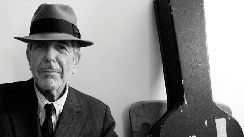 Juntos paso a paso - Homenaje a Leonard Cohen Escuchar ahora