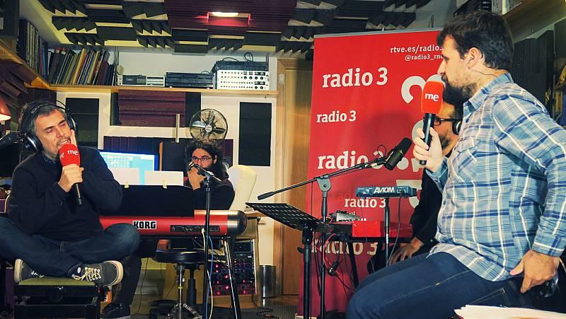Iván Ferreiro nos invita a su 'Casa' - 28/11/16 - escuchar ahora