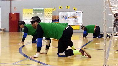 En primera persona - Un deporte de integración muy desconocido: el Goalball. ¿Jugamos? - 29/11/16 - escuchar ahora