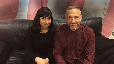 Las mañanas de RNE - Nacho García Velilla y Carmen Ruiz nos presentan la comedia 'Villaviciosa de al lado' - Escuchar ahora