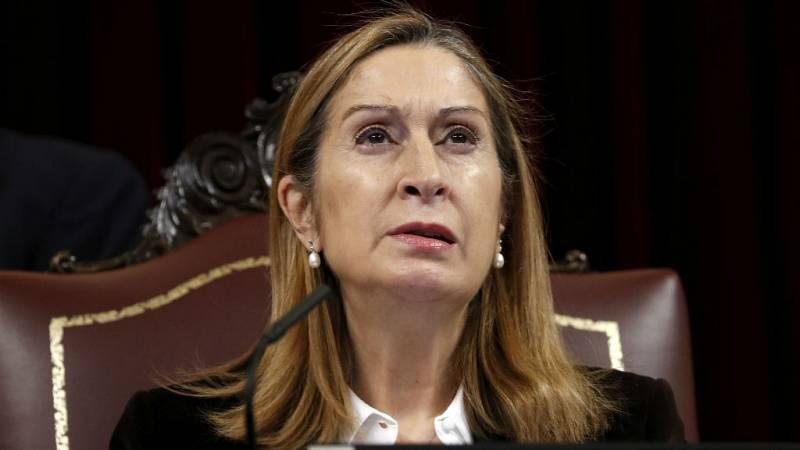 """Las mañanas de RNE - Ana Pastor: """"Me gustaría que la Constitución la celebráramos todos"""" - Escuchar ahora"""