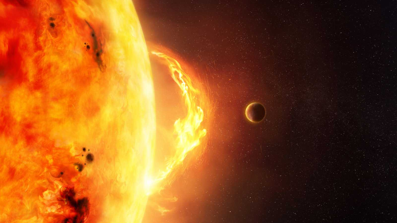 Documentos RNE - Tormentas solares. Una amenaza para el siglo XXI - 10/12/16 - escuchar ahora
