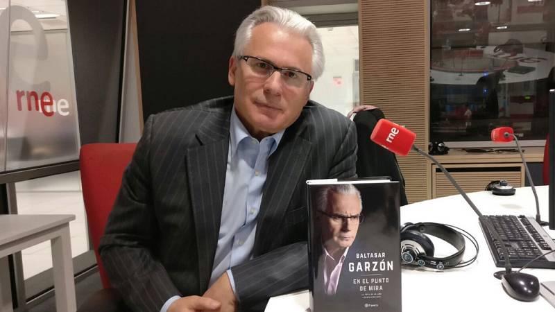 Gente despierta - Baltasar Garzón presenta 'En el punto de mira' - Escuchar ahora