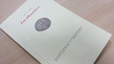 Diario de las 2 - Carlos Pardo, Premio El Ojo Crítico de RNE de Poesía por 'Los allanadores' - Escuchar ahora
